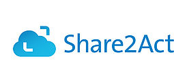 Share2Act Logo